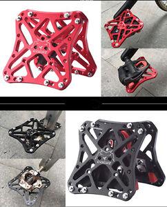 eb1467919 Bike Clipless Pedal Adaptor Convert For SHIMANO SPD SPD-SL Look Keo ...