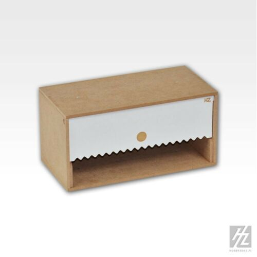 MWS HobbyZone Papierhalter Hobby Papiertuch Abroller Modul Paper Towel Module