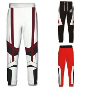Avengers-4-Endgame-The-Advanced-Tech-Unisex-Pants-Trousers-Cosplay-Costume