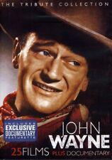 John Wayne: The Tribute Collection (DVD, 2011, 4-Disc Set)