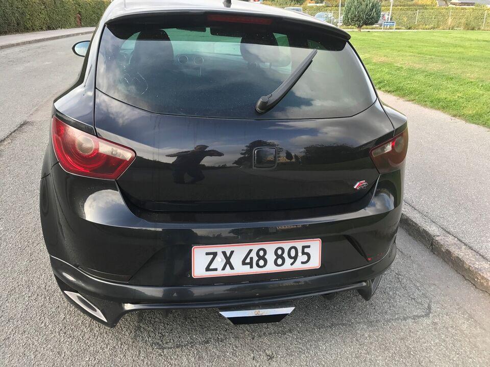 Seat Ibiza, 1,4 16V 85 Reference, Benzin