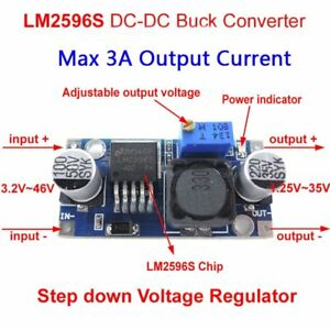 Image result for dc to dc converter l2596
