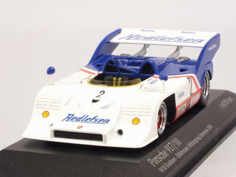 Porsche 917 10 Nurburgring Interserie 1974 Willi Ka 1 43 MINICHAMPS 437746502