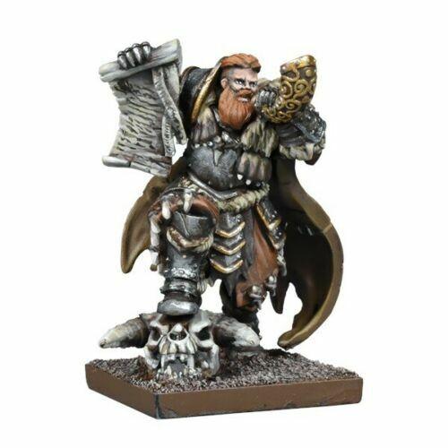Kings of War Northern Alliance Lord//Skald NIB