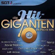 Die Hit Giganten - Deutsche Hits - 2 CDs Udo Lindenberg Glashaus Karat Torfrock