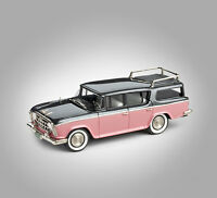 Brooklin Models Brk 142a - 1957 Rambler Super Cross Country Station Wagon