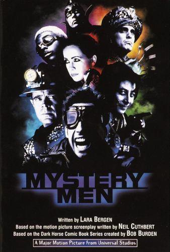 Mystery Men by Lara Rice Bergen