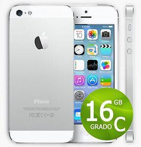 APPLE-IPHONE-5-16-GB-BLANCO-USADO-ACCESORIOS-GARANT-A-12-MESES