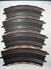 Curve 4 3/45 ° CARRERA GO/Digital 143 AUTO PISTA, nuovo - 61645