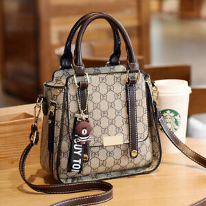 Damen-Tasche-Shopper-Handtasche-Schultertasche-Umhaengetasche-Damentaschen-Neu