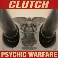 Clutch - Psychic Warfare [new Cd] Digipack Packaging on Sale