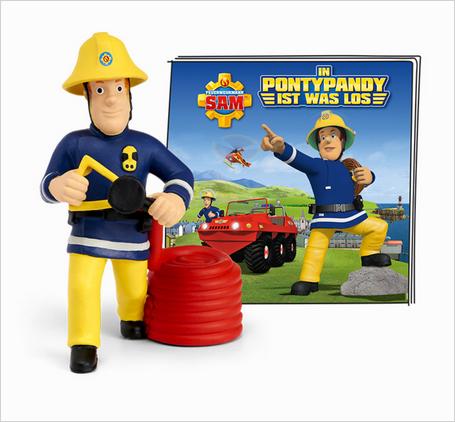 Tonies Feuerwehrmann Sam - In Pontypandy ist was los, NEU&OVP
