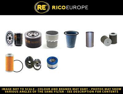 Hyundai Robex R55-3 Filter Service Kit