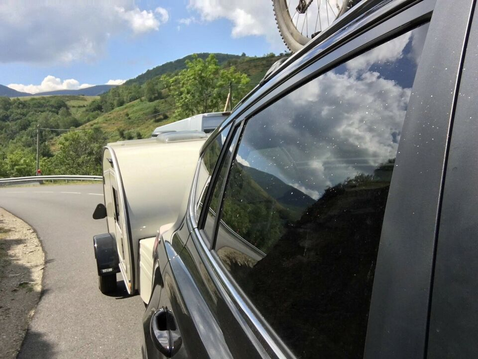 Verdens fedeste campingvogn