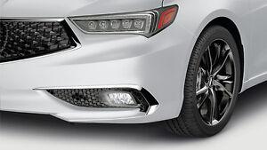 Genuine OEM Acura TLX Fog Light Complete Kit EBay - 2018 acura tl body kit