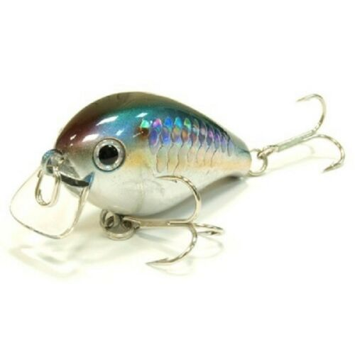 Lucky Craft Clutch SR fishing lures original range of colors