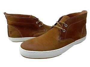 Frye Mens Norfolk Chukka Casual Lace Up Fashion Ankle