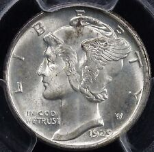 1929-D 10C Mercury Dime