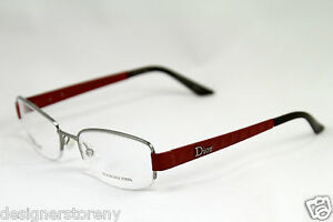 31d890dc5918 CHRISTIAN DIOR CD3759 CD 3759 GHP Red Eyeglass Frame Eyewear 52-18 ...
