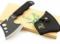 Elk Ridge 9 1/2 Hatchet Axe 4 Cutting Edge Cord Wrapped Handle Camping Tactical