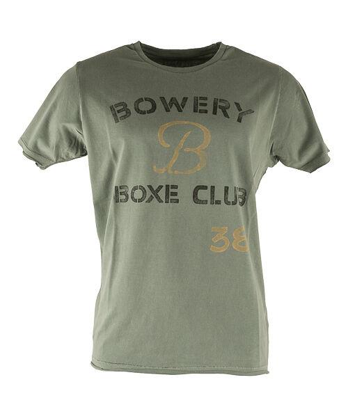 BOWERY NYC Slub Jersey  Box Club  Vintage