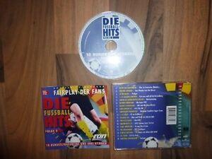 Fussball-Hits-2-Saison-95-96-18-Bundesligavereine-und-ihre-Hymnen-2-CD