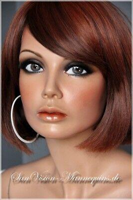 HINDSGAUL Schaufensterpuppe VINTAGE Mannequin Young Look Schaufensterfigur Figur