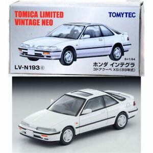 LV-N193C HONDA INTEGRA WHITE  TOMYTEC    4543736314769
