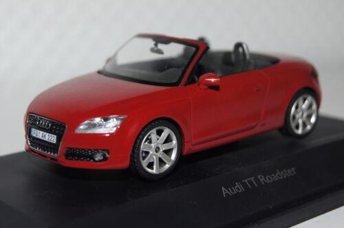 OVP 4781 Audi TT Roadster btrilliant rot 1:43 Schuco neu