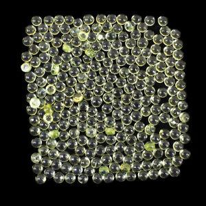 255-Pcs-Natural-Peridot-Finest-Green-2-5mm-Round-Sparkling-Cabochon-Gemstones
