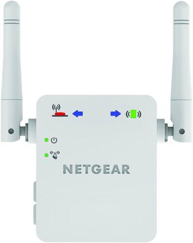 NETGEAR N300 Wall Plug Version Wi-Fi Range Extender WN3000RP