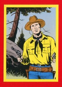 TEX-L-039-EROE-DEL-WEST-Panini-2015-Figurine-stickers-n-136-New