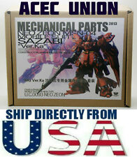 Metal Detail Part Set For Bandai 1/100 MG Sazabi ver Ka Gundam  U.S.A. SELLER