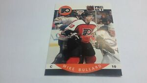 1990-91-pro-set-hockey-card-211-Mike-Bullard-team-Philadelphia-Flyers