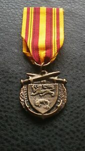 COLLECTABLE TOP QUALITY WW2 DUNKIRK DUNKERQUE 1940 MILITARY AWARD MEDAL