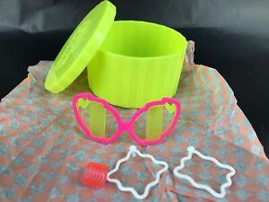 "LOL Surprise OMG Neonlicious 10/"" Doll Accessories Earrings Glasses Bracelet Hat"