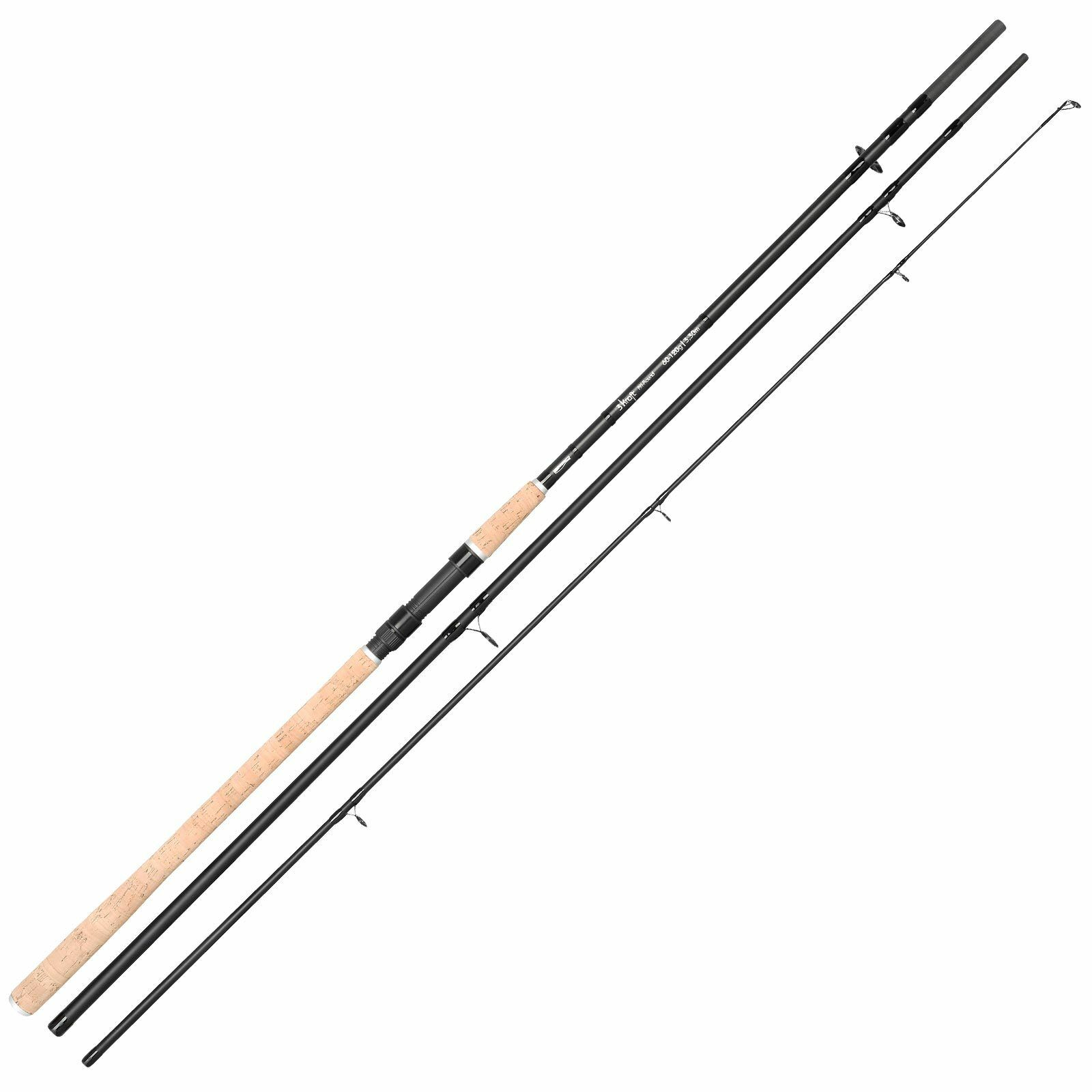SPRO Allround canne à pêche - 3 Force All-Round 3,00 m 60-120 G