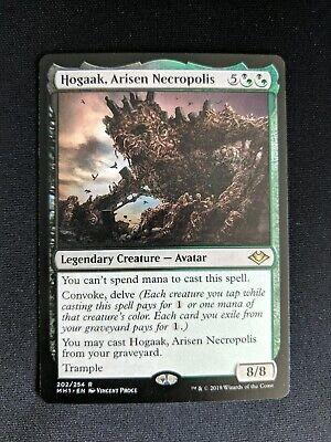 Arisen Necroplis x4 playset NM Hogaak