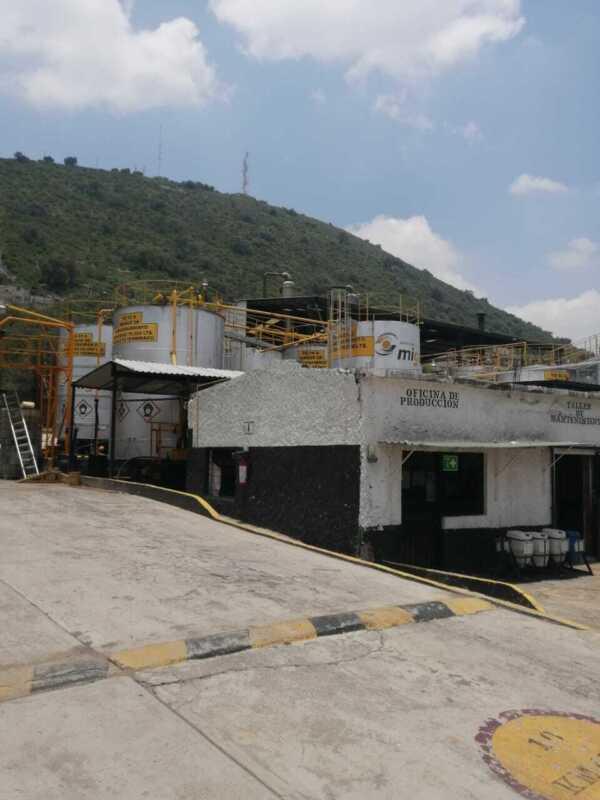 En venta Terreno con uso de suelo industrial en Los Reyes Acaquilpan