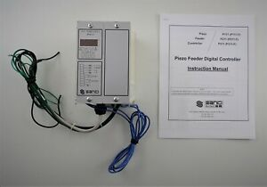 Sanki-P311-Piezo-Feeder-Digital-Controller-VVVF-Power-Supply-w-Manual-L