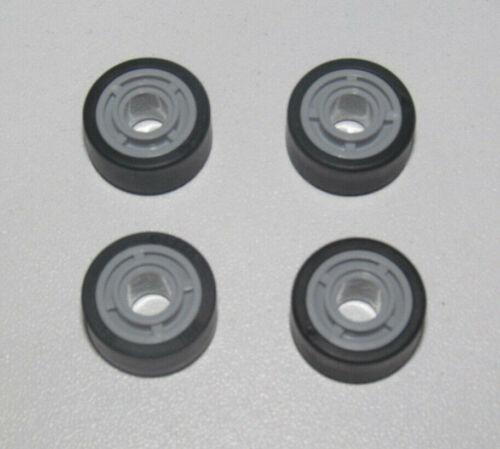 Jante Voiture Car Wheels 42610 50951 NEW Lego ® Lot x4 Roue Pneu