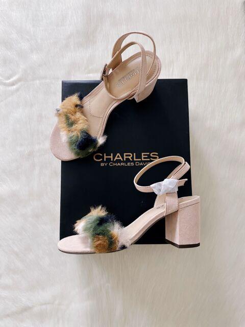 ✨New CHARLES DAVID Kandy Faux Fur Block