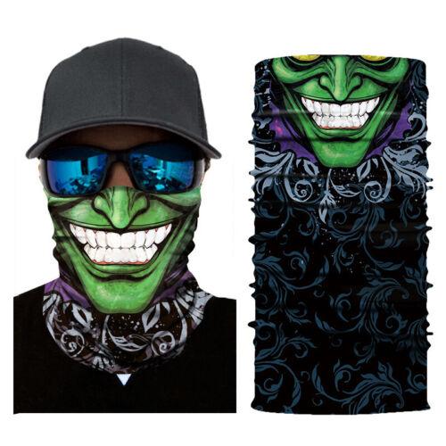 Radfahren Motorrad Sonnenschutz  Gesichtsschutzmaske Radfahren Sport-Kopftuch