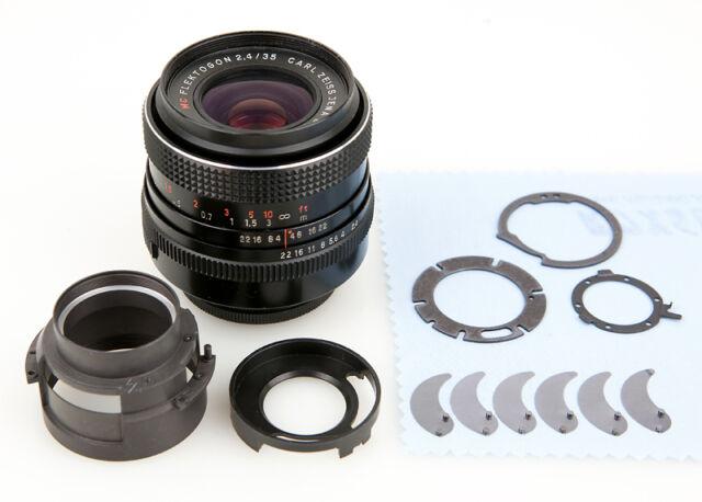 Carl zeiss jena mc flektogon 2 4 35 mm ebay