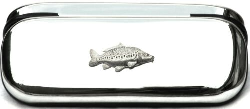 Mirror Carp Fishing Glasses Spectacle Case  Gift FREE ENGRAVING POSTAGE