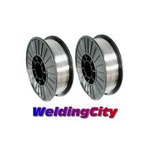 Weldingcity 2 Pk Gasless Flux Core Mig Welding Wire E71t Gs 035 10 Lb Roll Usa