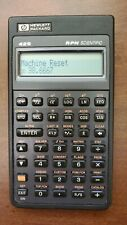 HP 42S Scientific Calculator
