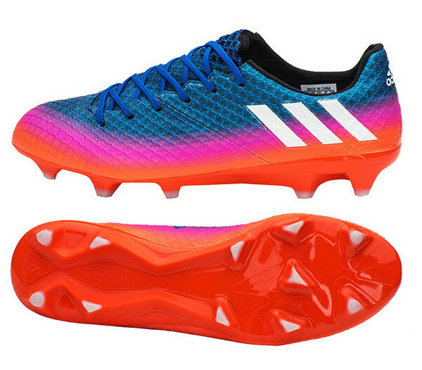 Adidas Messi 16.1 FG (BB1879) Botines De Fútbol Zapatos botas