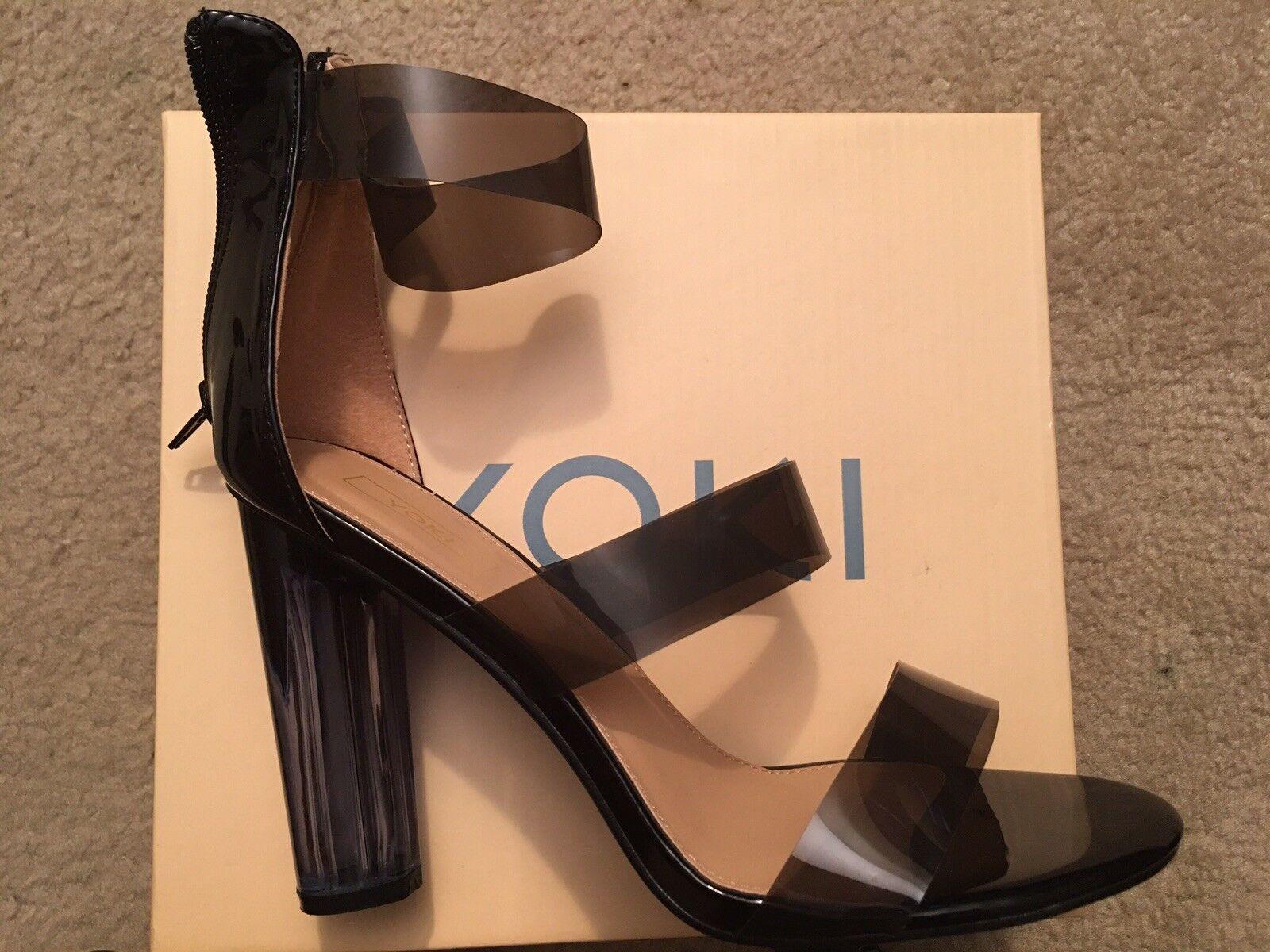 Schuhes Damens high high high heels strap eabd02