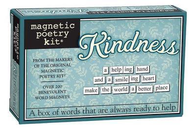 Magnetic Poetry GODDESS 200 Magnetic Tiles Fridge Kitchen Game Present Gift